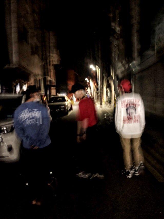 D&Y&E ☘️ #superjunior new unit !! photo by @Kjjzz https://t.co/NAILCJVaRY