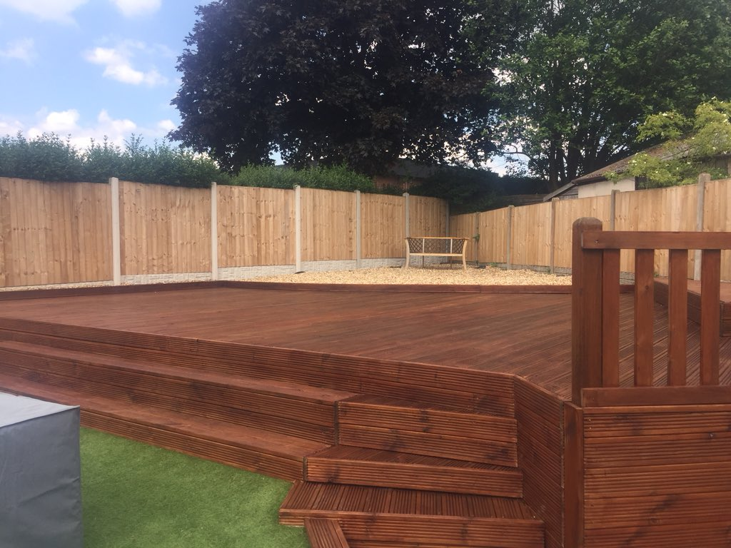 Bellster On Twitter Purchased 25 Litres Of Ronseal Ultimate Protection Decking Oil From You And Our Decking Has Come Back To Life Amazing Stuff And Amazing Website We Will Be Back Https T Co Mh9fts7g7y