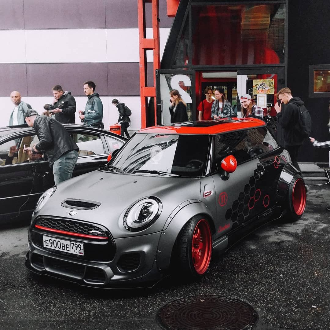 ECS Tuning :: Your One Stop Shop For MINI Cooper Parts