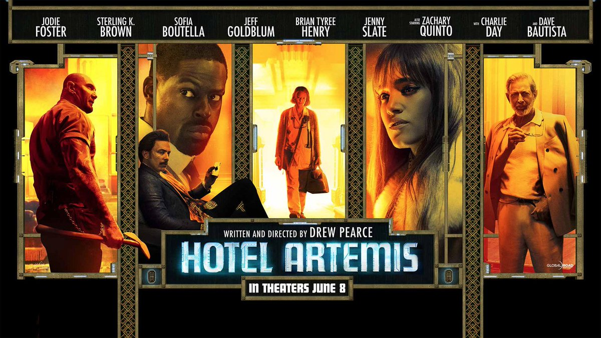 Image result for hotel artemis