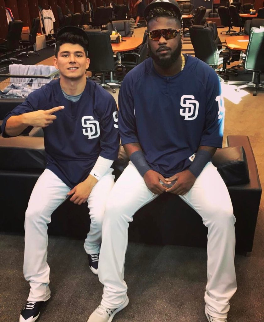 Happy birthday to my brother  @LuisUrias03 !  I am hoping you come to San Diego soon!  #muchoswag