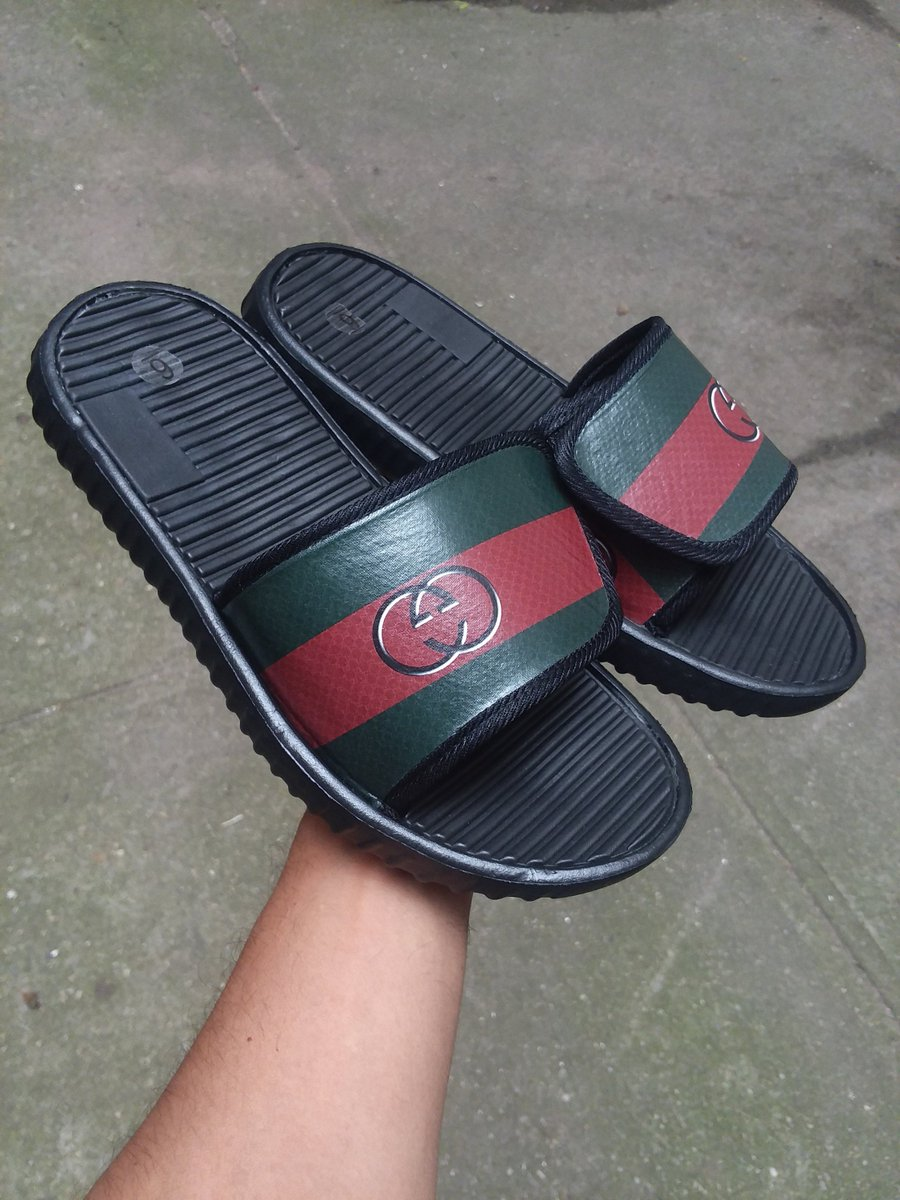 549d56199 Gucci Gang... latest addition to my #etsy shop: Gucci Logo Inspired Boost  Slides - Sandals - Slippers https://etsy.me/2J6pRFU #clothing #shoes #women  #black ...