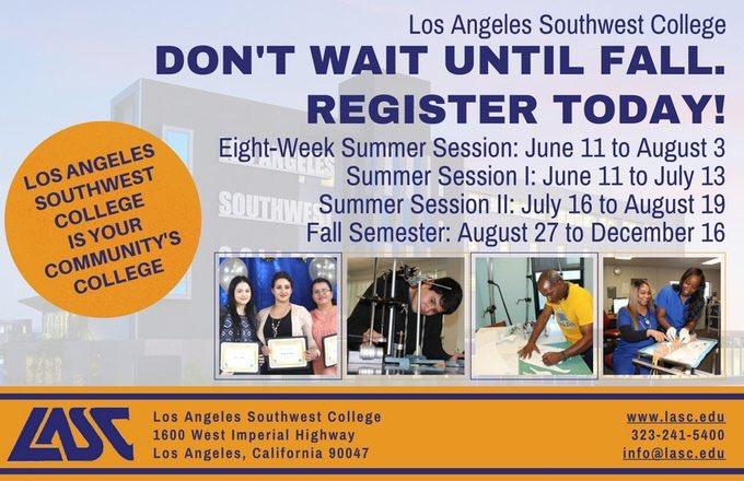 LA Southwest College on Twitter: