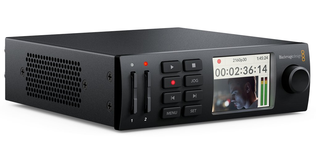 Blackmagic Design On Twitter New Hyperdeck 6 0 Update Get H 264 Recording And Playback In All 720p And 1080p Hd Formats New Rs 422 Control Extensions And More For Hyperdeck Studio Mini Download Now