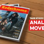 Art. Film. Analog Culture.  Read it all in Kodachrome. Available at https://t.co/xbxlkCAo5R