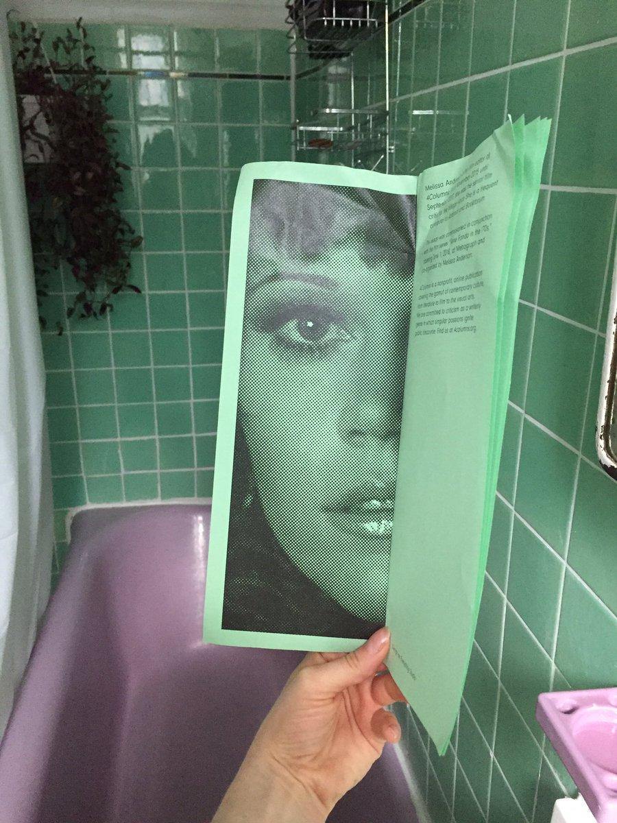 "Sarah Cowan on Twitter: ""My '70s bathroom reading matches my '70s bathroom @MetrographNYC @4_columns @Janefonda… """