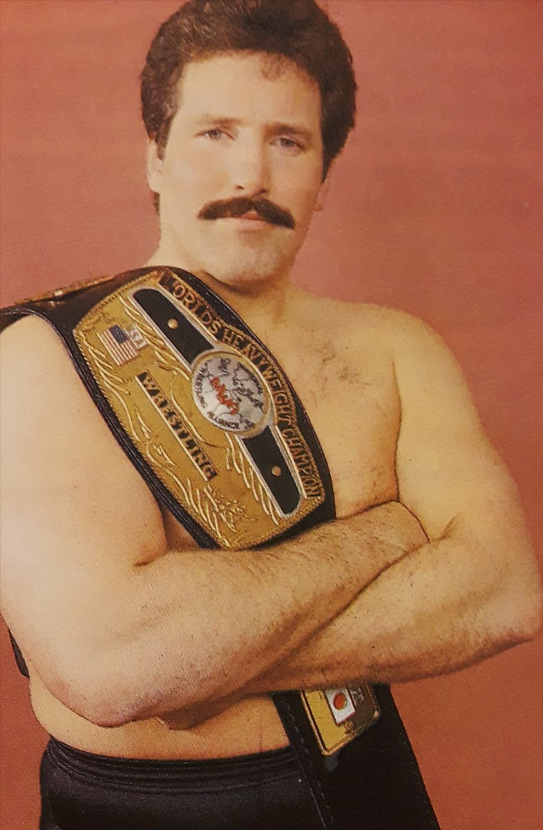 Rasslin' History 101 בטוויטר: Dan The Beast Severn's first reign as NWA  World Heavyweight Champion lasted for over four https://t.co/FYsmwX95Sd. Severn would win the NWA Title again in March,2002,defeating Shinya  Hashimoto under somewhat
