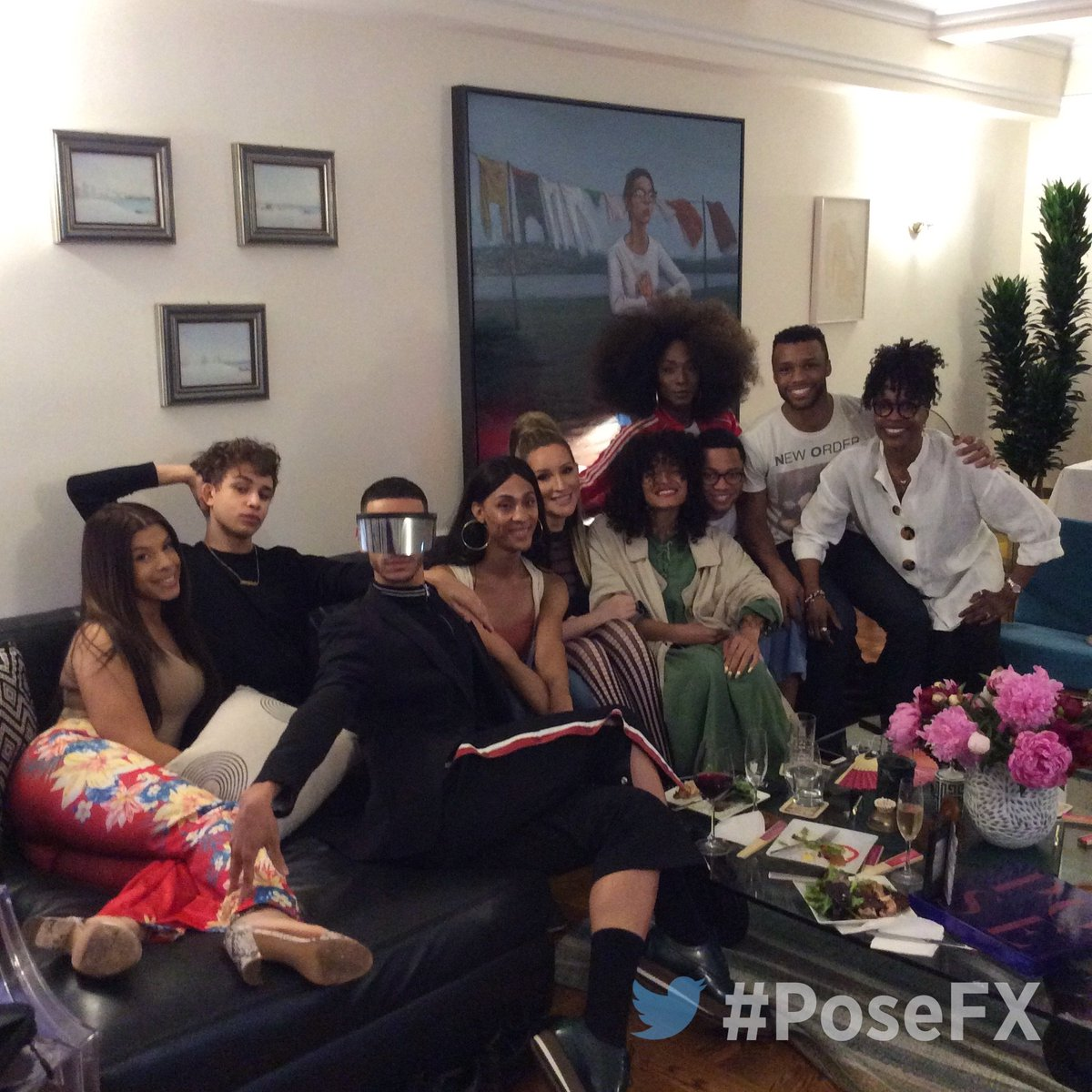 We're ready for the premiere! Live tweet with us! #PoseFX