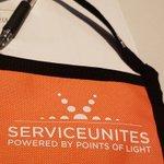 #ServiceUnites Twitter Photo