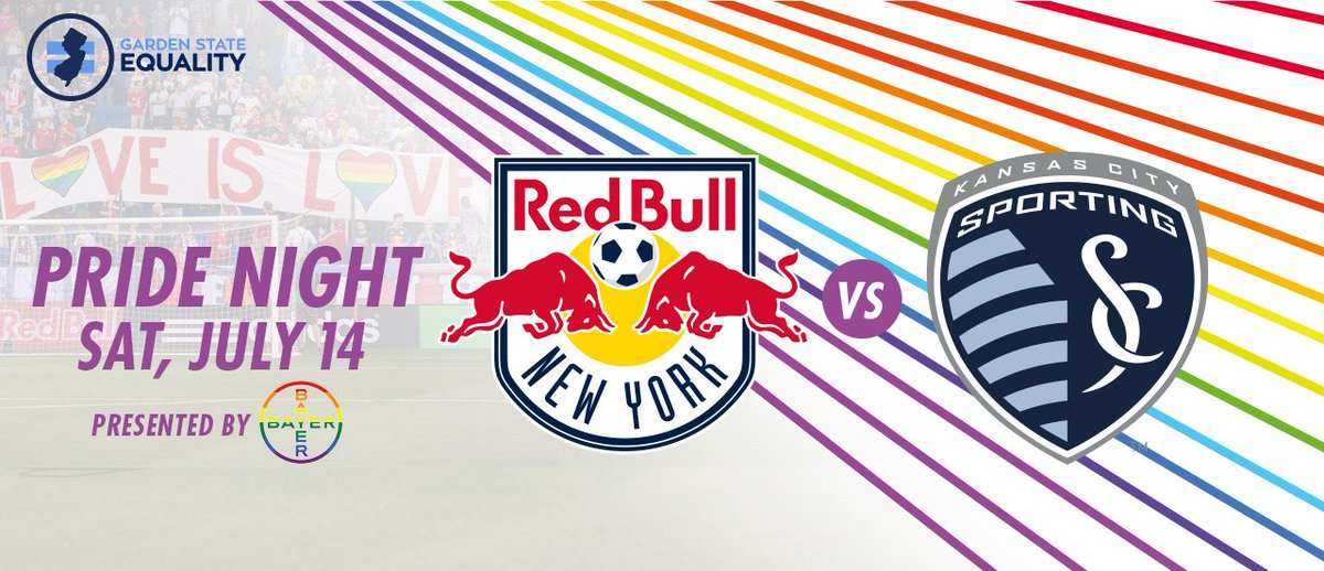 The @NewYorkRedBulls Pride Night game is less than a month away. ⚽🏳️‍🌈 Get tickets for the game, because a portion of each ticket supports You Can Play! Tickets: fevo.com/edp/You-Can-Pl… #SoccerForAll #YouCanPlay @MLSWORKS
