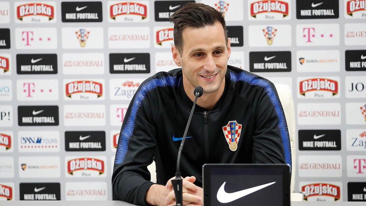 Se confirmó: Kalinic afuera del Mundial. Las explicaciones del DT de Croacia.  https://t.co/ncjb9jlTDF