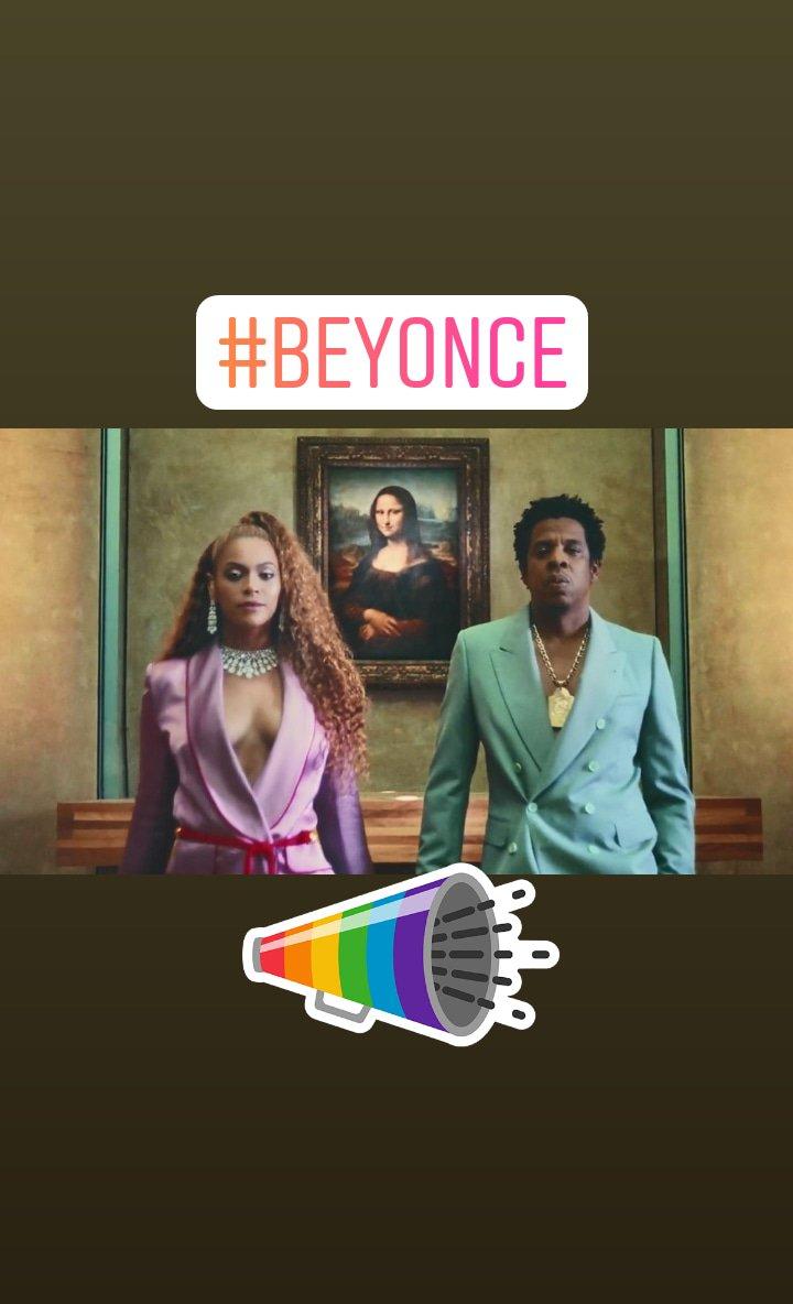 E uscito il nuovo singolo di #beyoncé #music #girlpower #goodafternoonpost  - Ukustom