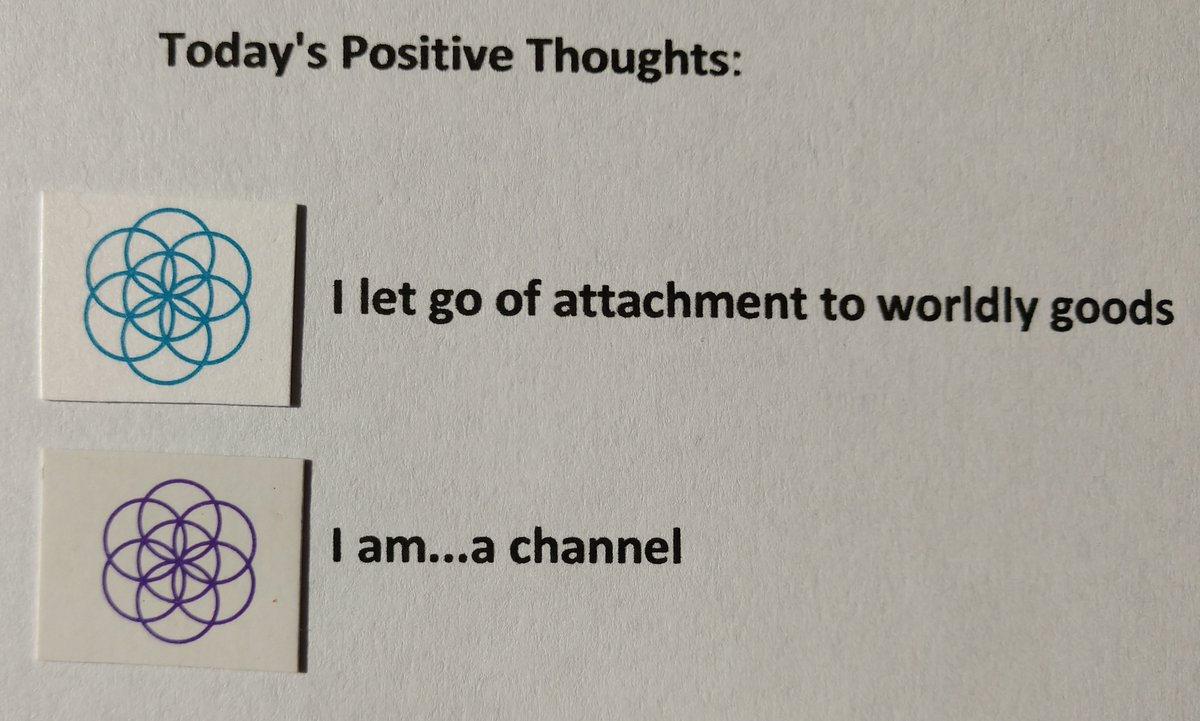 test Twitter Media - Today[s Positive Thoughts: I let go of attachment to worldly goods and I am...a channel. #affirmation https://t.co/H8DJCNSogj