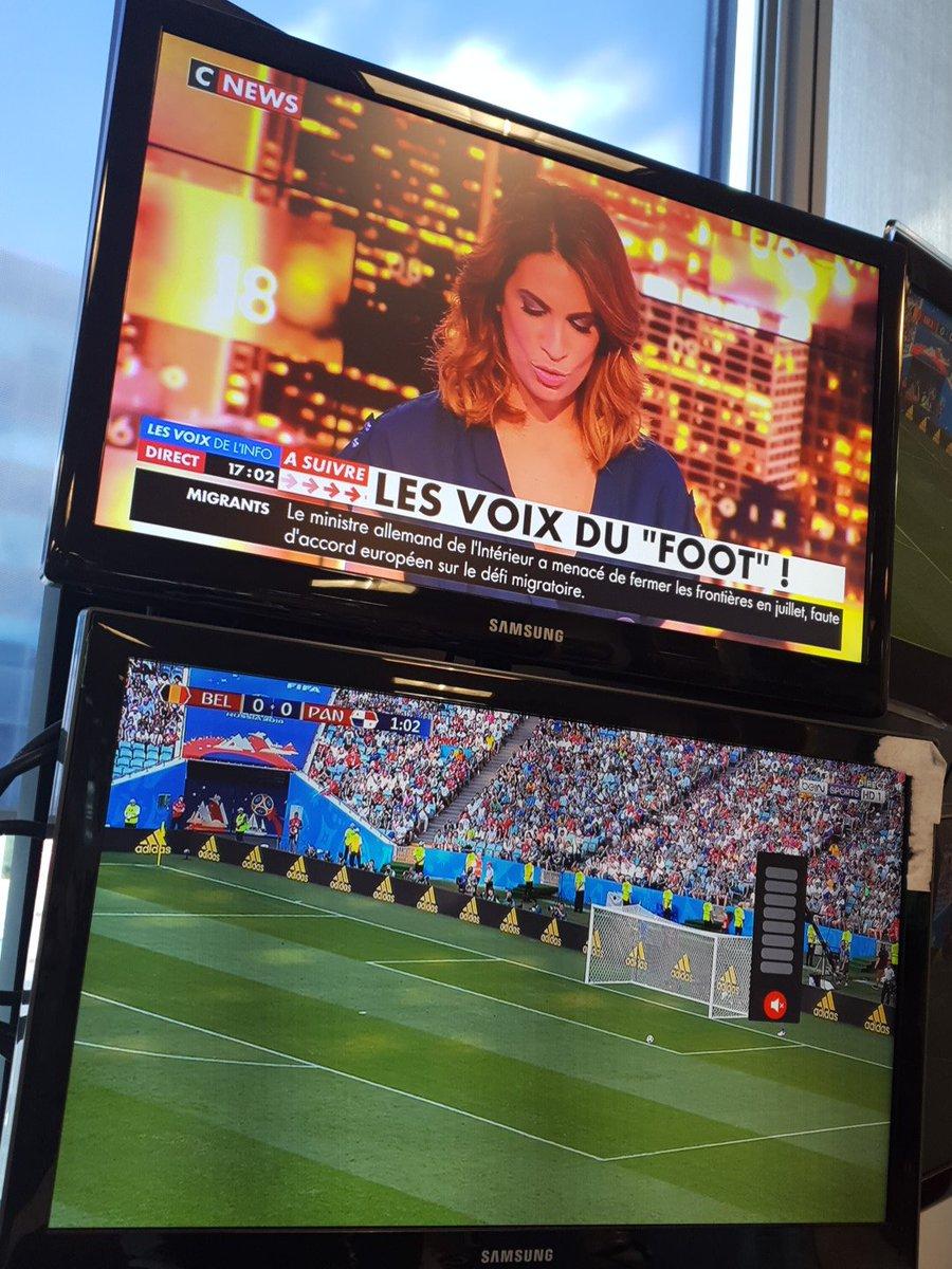 #BELPAN Le Président du Panama a autorisé les Panaméens à ne pas travailler pour le premier match du pays en Coupe du monde 👏🏼 #WorldCup Ad taleur dans #DestinationMoscou à 19h sur CNews !