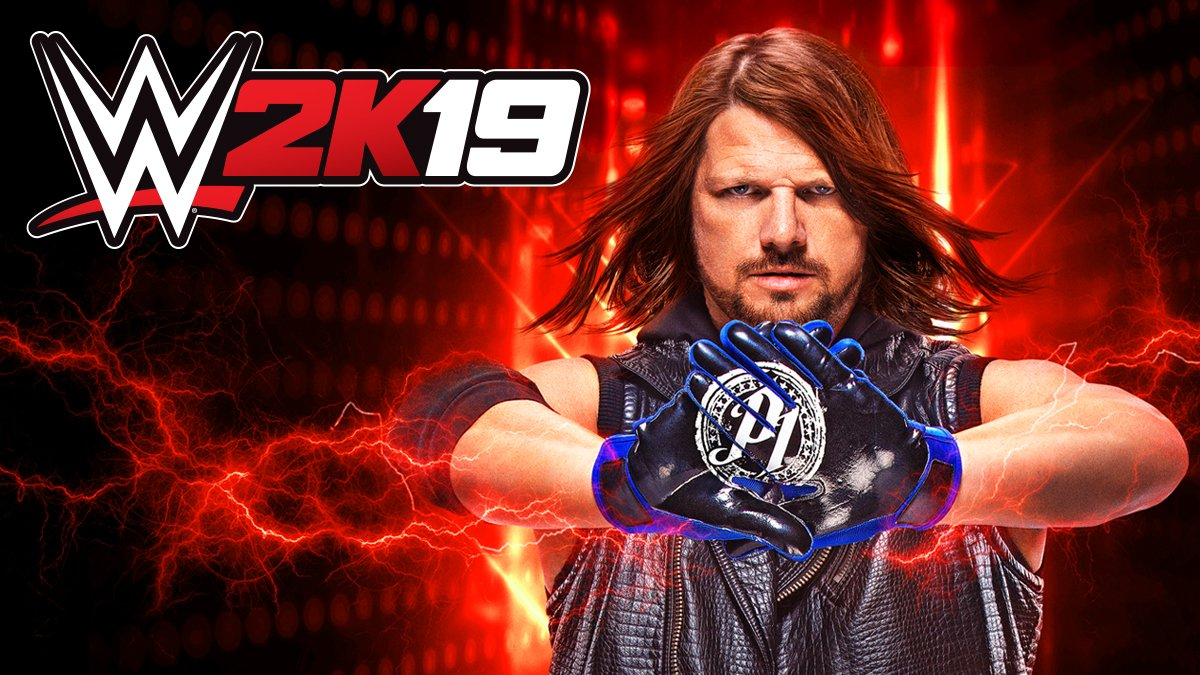 .@AJStylesOrg is the #WWE2K19 cover star! Watch him on our press conference now at https://t.co/XTNK9QpWyk. https://t.co/apdxpYLyL2