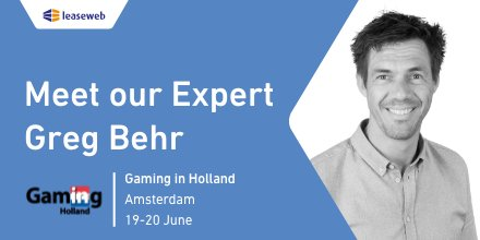 test Twitter Media - Meet our #Gaming experts at the @GamingInHolland Conference! Register now: https://t.co/AtSl07n0ym https://t.co/yz0XBHFWMU