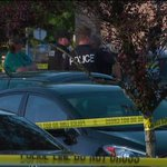 Image for the Tweet beginning: Armed customer shoots, kills gunman