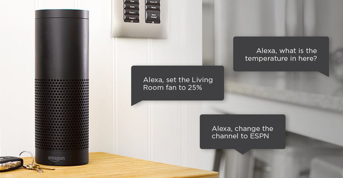 This is now the easiest way to control your entire house. Control4 Home Automation with Amazon Alexa.   #automatedlivingsolutions #control4 #home automation #edmontonsmarthomespic.twitter.com/idDdNt8NLA