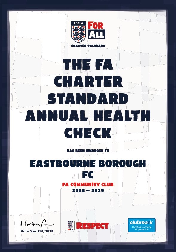 Ebfc Youth On Twitter Ebfc Youth Are Delighted To Be Classed
