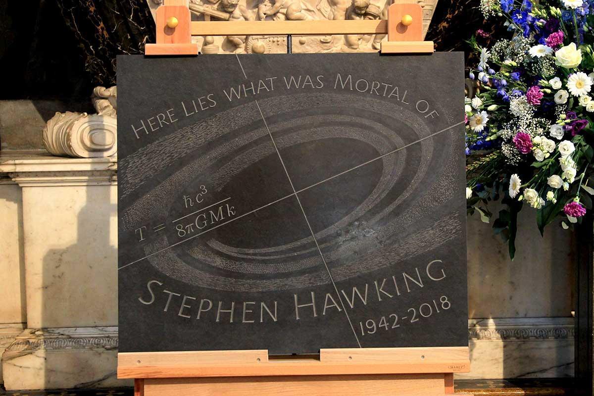 Stars gravitate to Stephen Hawking's memorial service https://t.co/Cljnbfvbiw