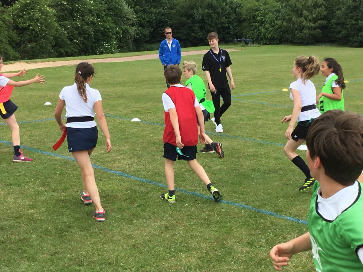 test Twitter Media - We had a great time at @wilmslowhigh playing lots of fun tag rugby games this afternoon! #gorseype https://t.co/rbObBvdXbr