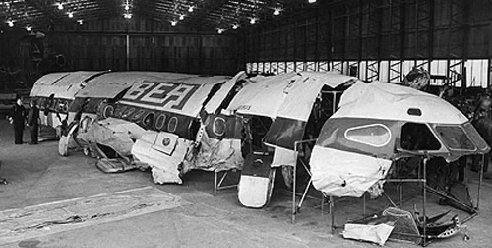 British European Airways Flight 548