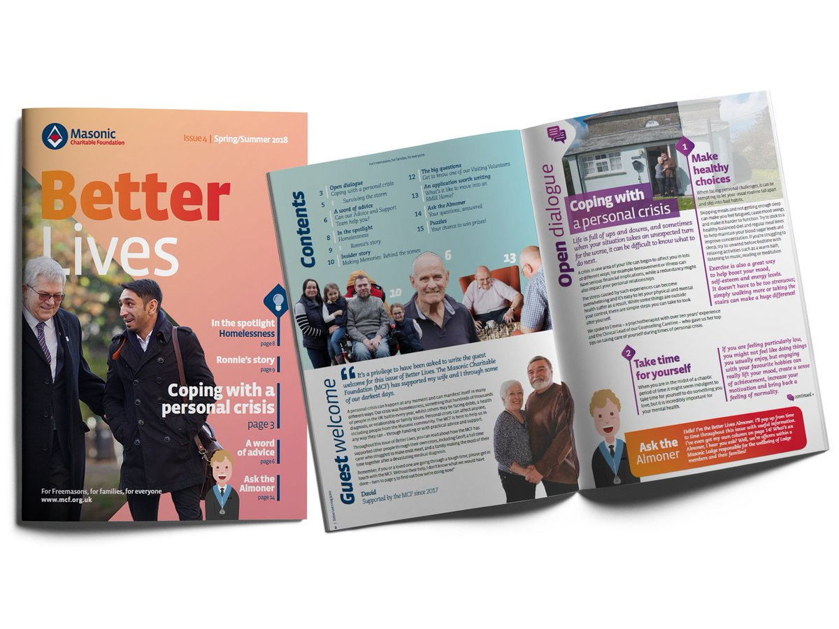 test Twitter Media - The latest issue of Better Lives magazine is now available- Find out how we can help the Masonic community during times of crisis https://t.co/Vq7FqDwdvN https://t.co/XSkcGB7zRw
