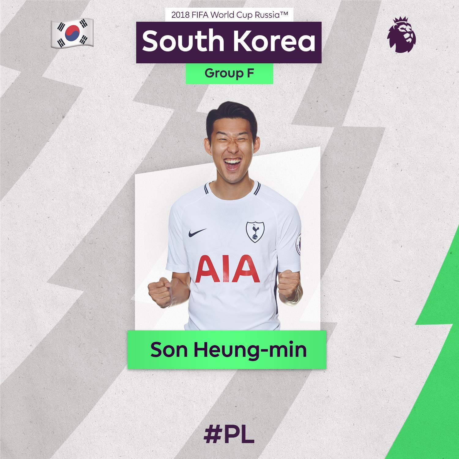 South Korea enter the #WorldCup fray - and it's a start for @SpursOfficial star Son Heung-Min #SWEKOR https://t.co/HMMJdO6aMc