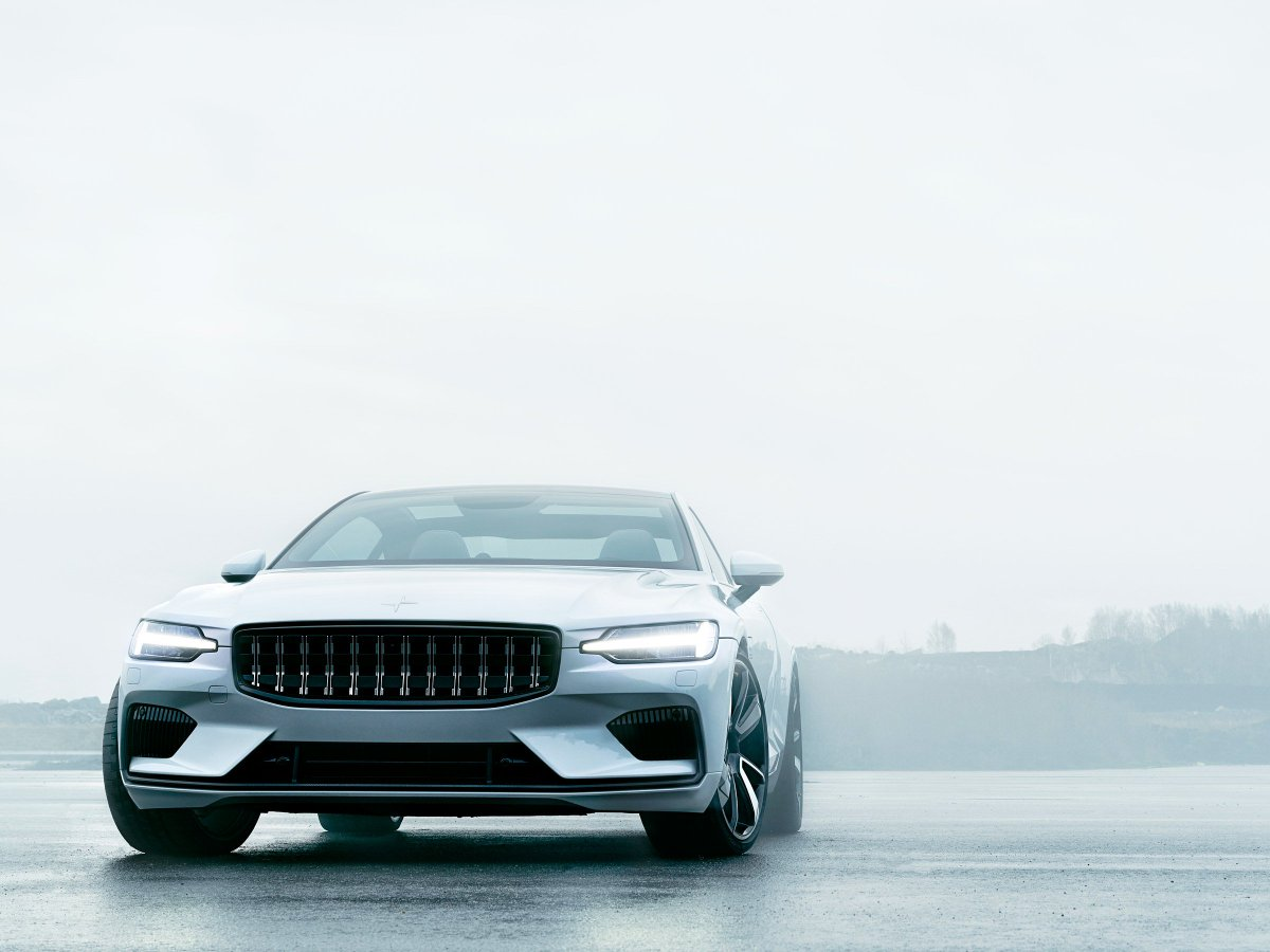 In 2013, Volvo debuted a sleek electric hybrid Concept Coupe that was never meant to be built. Then the car world shifted. The company is now turning that coupe into the Polestar 1, but doing so hasn't been easy https://t.co/dfv1ikU0Br