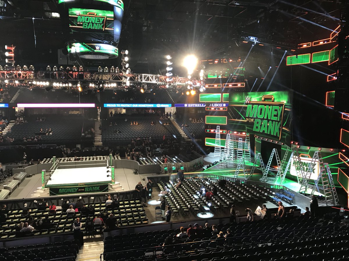 where is money in the bank 2020