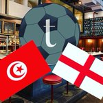 Don't forget, we're showing all games at #tempercity & #tempersoho No booking fees! Last few spots for tonight 🇹🇳 v 🏴 still available! ⚽️🥅 🤞#temper #worldcup2018 #booknow #bestseatinthehouse #worldcupfever
