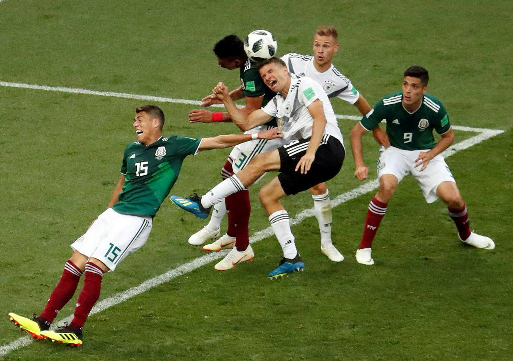 RT @Reuters: Stunned Germany pledge to bounce back from Mexico loss https://t.co/qbxzD83YIE https://t.co/86om9gPSty