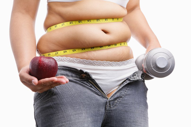 Как быстрее всего сбросить вес
