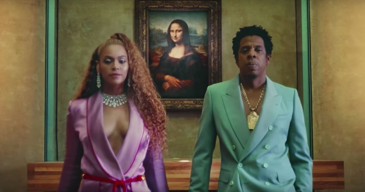 How Beyoncé and Jay-Z defy Western art tradition in the video for 'Apeshit' https://t.co/hzWE9g4zFB https://t.co/9IhIItztcR