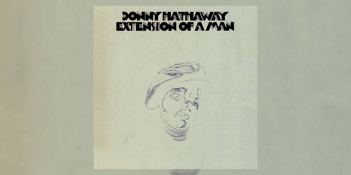 Happy 45th Anniversary to #DonnyHathaway&#39;s final studio album &#39;Extension of a Man&#39; originally released June 18, 1973 | Check out our retrospective tribute by @brandonousley here:  https:// bit.ly/2M1WGRc  &nbsp;  <br>http://pic.twitter.com/mj6ZafUUSB