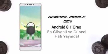 General Mobile GM 8'e yeni güncelleme 4