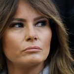 Image for the Tweet beginning: Melania Trump 'hates to see'