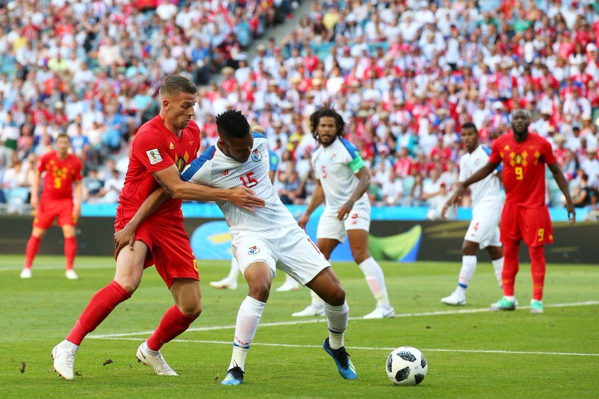 Бельгия - Панама 3:0. Хороший результат при блеклой игре - изображение 1