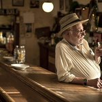 One of our favorite dive bars along Route #45 - 7 Mile is the legendary Tom's Tavern.  Long time patron, bar tender, co-owner & story teller, Ron Gurdjian, passed away last night. You will be dearly missed Ron. Salute! https://t.co/3CvyNTJp2u
