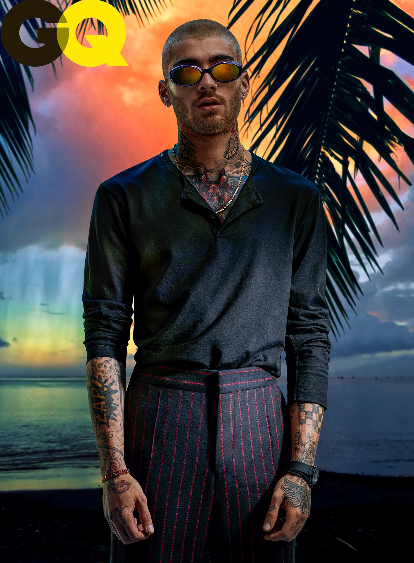 See all the photos from @ZaynMalik's first GQ cover shoot https://t.co/5CACmAXmJy https://t.co/ZpRsoDP9M9