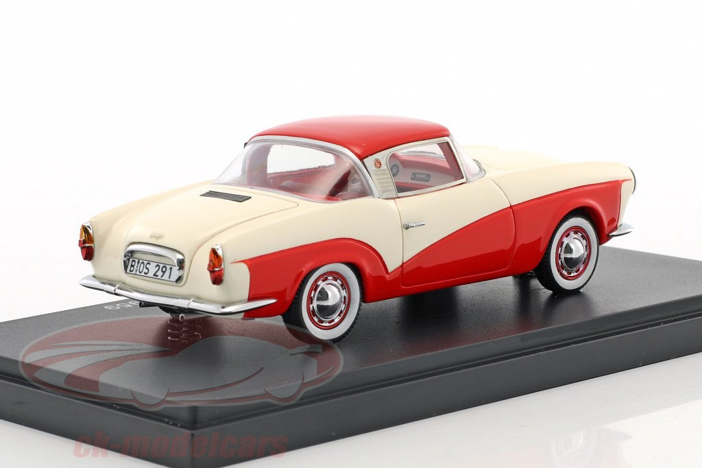 1:43 BoS Rometsch Lawrence Coupe 1959 black