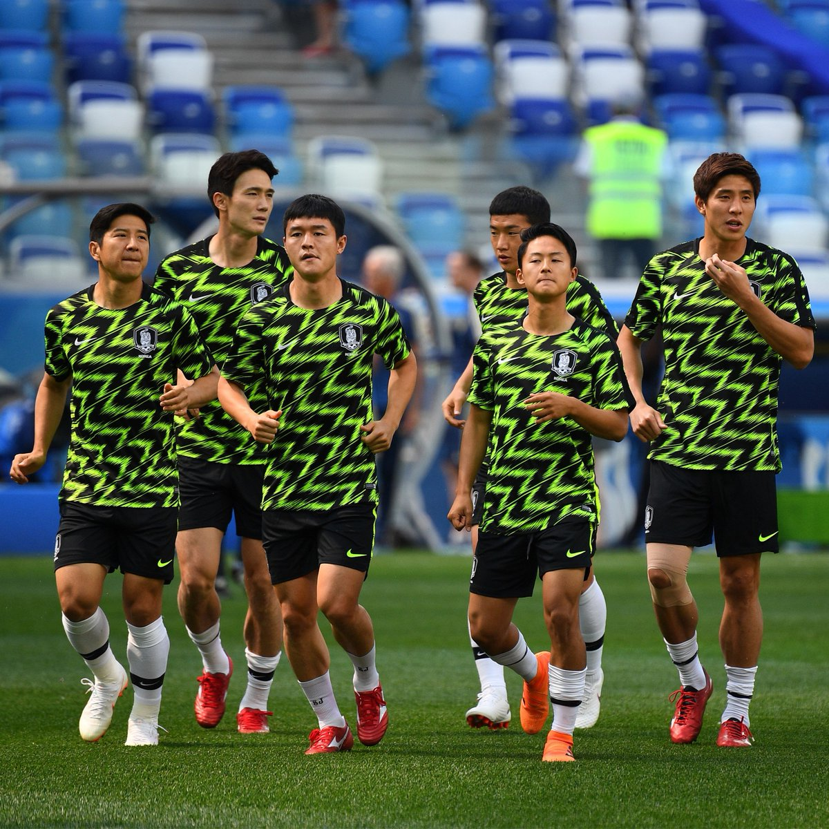 d7e9b364c South Korea jersey swaps played on Westerners  inability to  distinguish  between Asians