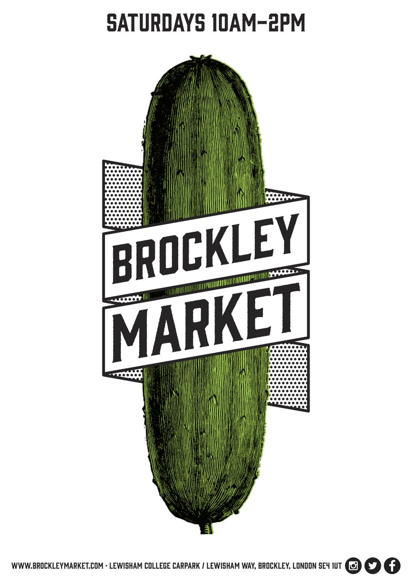 Brockley Market On Twitter Your Delicious Street Food Options This
