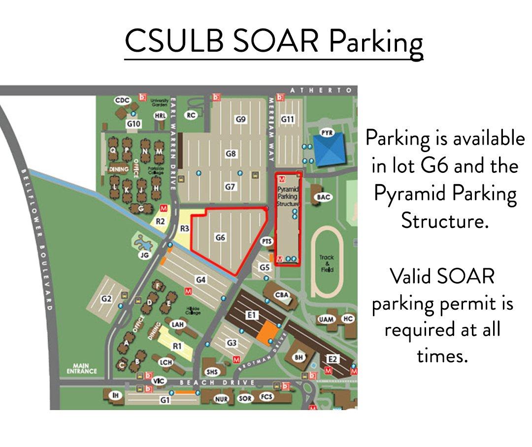 Csulb Parking On Twitter Soar Parking Reminder Lb Soar Parking