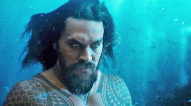 Jason Momoa tried to have an #Aquaman joke cut from #JusticeLeague https://t.co/YWvN2JLM1b