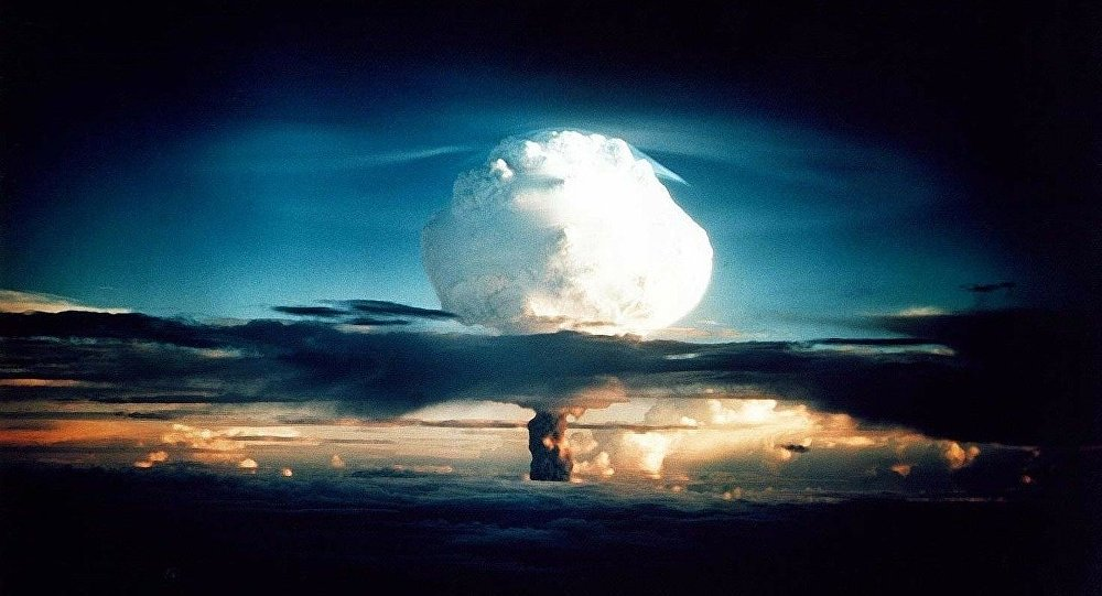 Potências nucleares modernizam arsenais nucleares na contramão das reduções, aponta estudo https://t.co/qWpmf00LPq