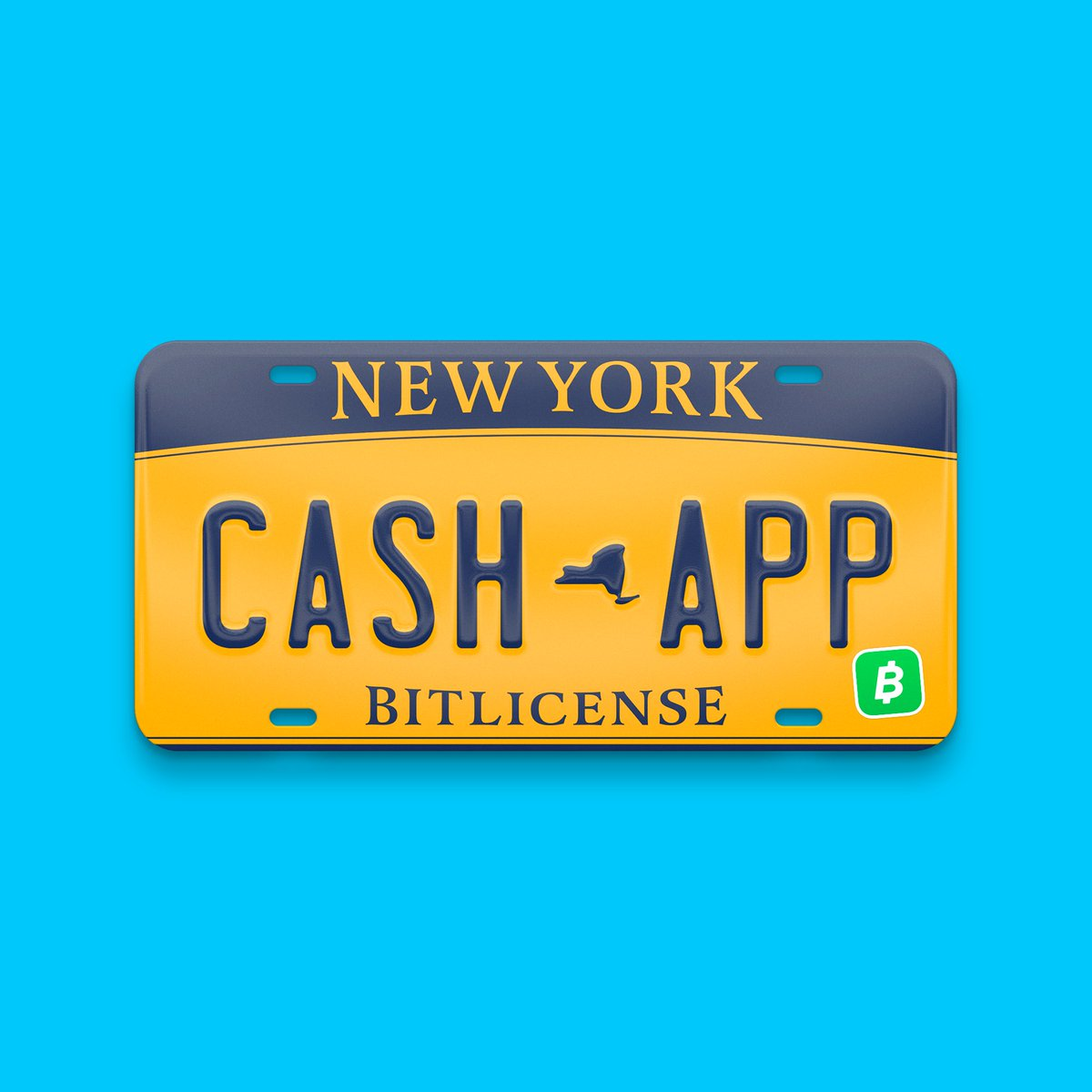 🚨 Our customers in New York state can now buy and sell Bitcoin instantly with Cash App! cash.app/download 🚨