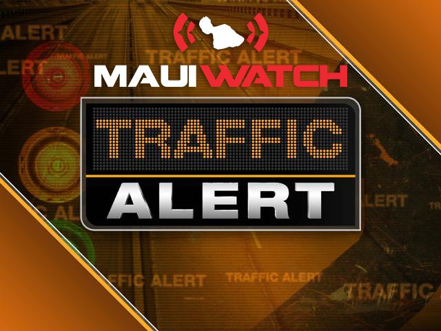 Maui Traffic Map.Mauiwatch On Twitter Advisory Hitraffic Airport Access Road In