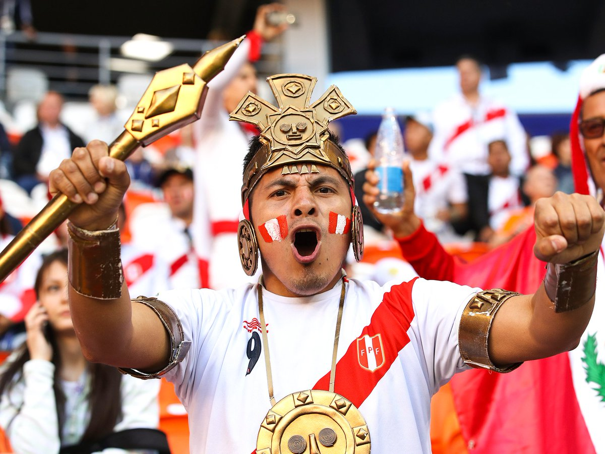 36 years later—welcome back to the #WorldCup, Peru 🙌🇵🇪