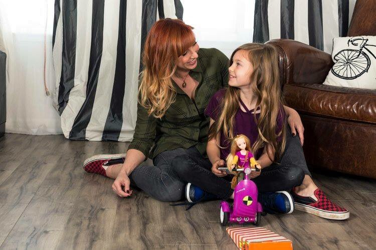What else am I up to? I am the COO of @SmartGurlzWorld, an innovative new toy company. I loved that being on MythBusters allowed me to become an advocate of #STEM, and now that I have a daughter I want to inspire her the way I learned to love science, through play. -- @KariByron